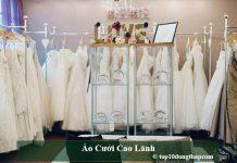 Áo cưới Cao Lãnh