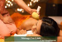 Massage Cao Lãnh
