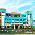 Trường Cao Đẳng, Đại Học Đồng Tháp